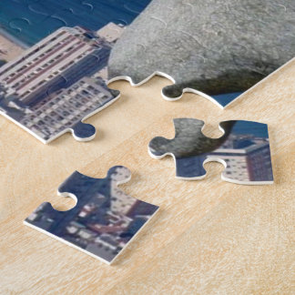 "Breaking head ""REDEEMING CHRIST "" Jigsaw Puzzle"