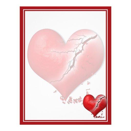 Breaking Heart Flyer