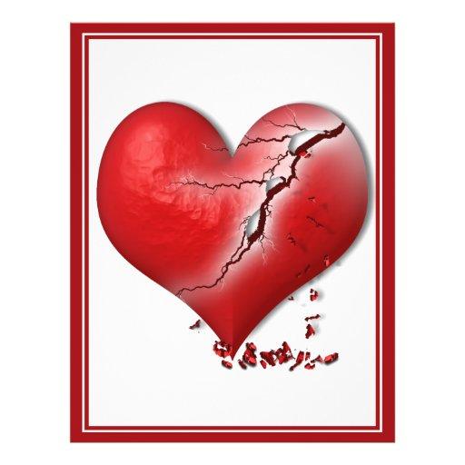 Breaking Heart Flyers