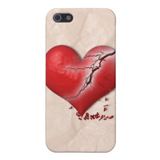 Breaking Heart Case For iPhone 5