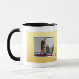 Breaking News 2 Mug