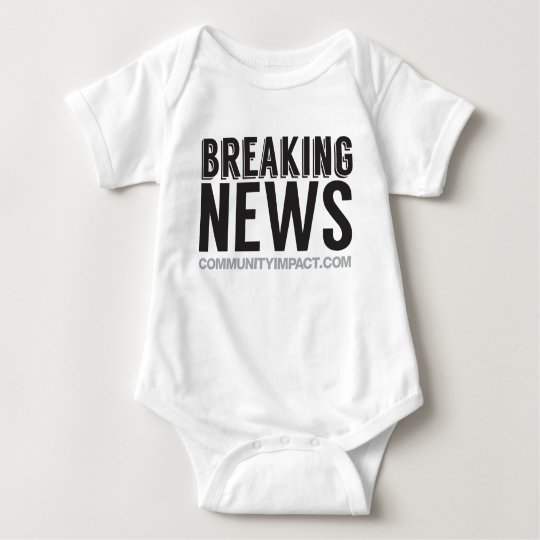 Breaking News - birth announcement / gift Baby