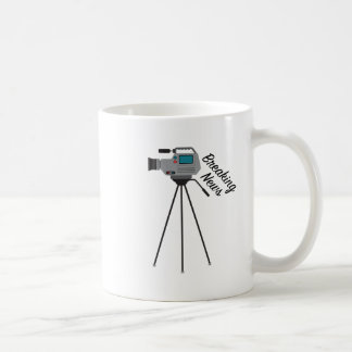 Breaking News Coffee Mug
