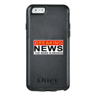 breaking news OtterBox iPhone 6/6s case