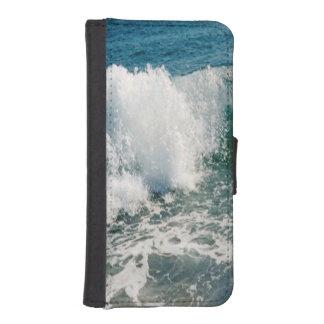 Breaking Ocean Wave Phone Wallet Cases