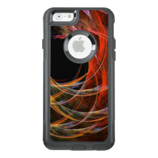 Breaking the Circle Abstract Art Commuter OtterBox iPhone 6/6s Case