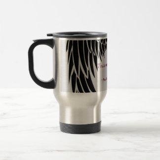 Breaking the Darkness Travel Mug