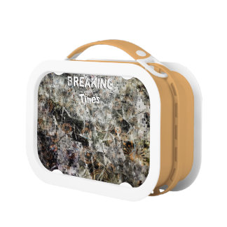 Breaking Times Lunch Box