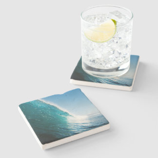 Breaking Wave Stone Coaster