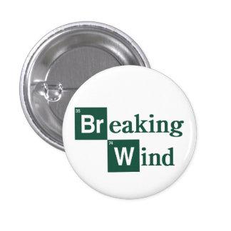 Breaking Wind Pin