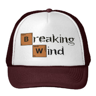 Breaking Wind Cap