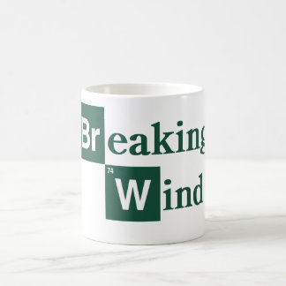 Breaking Wind Mug