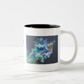 Breakthrough. Two-Tone Mug