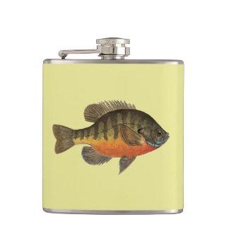Bream, Bluegill Fishing Hip Flask