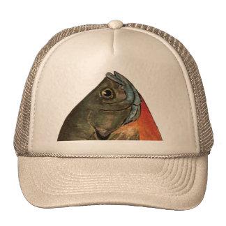 Bream Fishing Mesh Hat