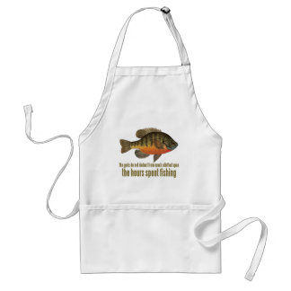 Bream Fishing Standard Apron