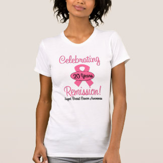 Breast Cancer 20 Year Remission Shirt