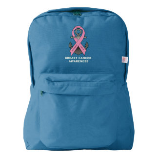 Breast Cancer Anchor of Hope Backpack