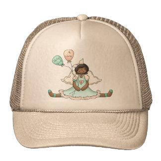 Breast Cancer Angel (2) Trucker Hat