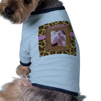 Breast Cancer Angel Survivor Dog T Shirt