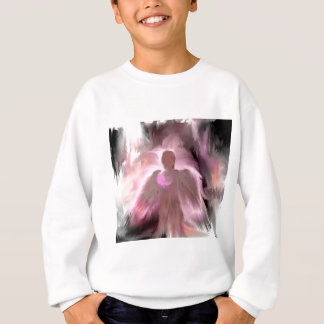 Breast Cancer Angel Sweatshirt