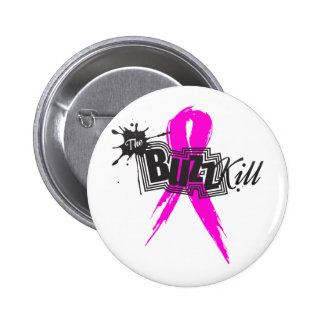 Breast Cancer Awareness 2013 6 Cm Round Badge