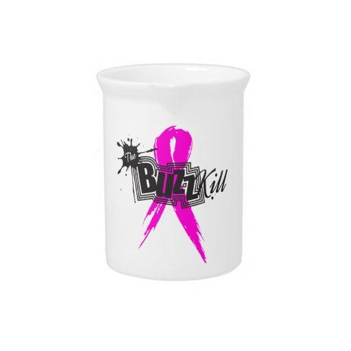 Breast Cancer Awareness 2013 Beverage Pitchers