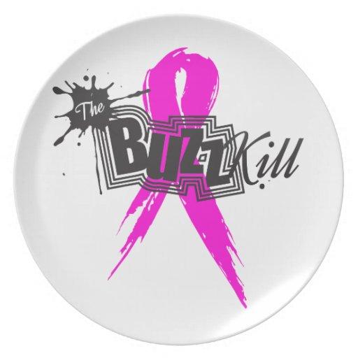 Breast Cancer Awareness 2013 Dinner Plate