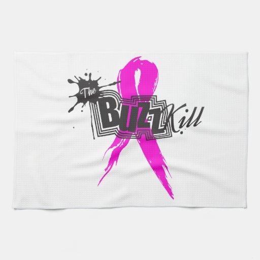 Breast Cancer Awareness 2013 Towel