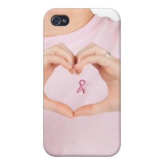 Breast Cancer Awareness 2 iPhone 4/4S Cases