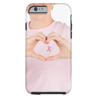 Breast Cancer Awareness 2 Tough iPhone 6 Case