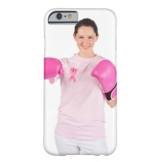 Breast Cancer Awareness 3 Barely There iPhone 6 Case