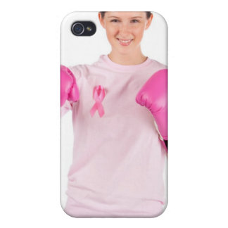 Breast Cancer Awareness 3 iPhone 4/4S Cases