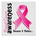 Breast Cancer Awareness 5 Poster