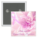 Breast Cancer Awareness_ Button