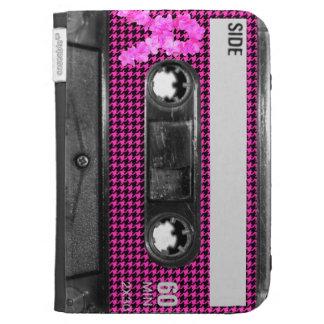 Breast Cancer Awareness Cassette Kindle 3G Case