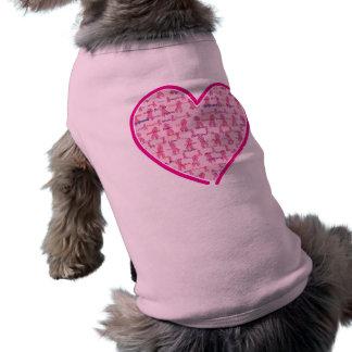 Breast Cancer Awareness Pet Shirt
