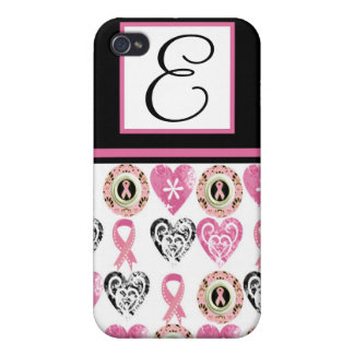 Breast Cancer Awareness iPhone Case iPhone 4/4S Cases