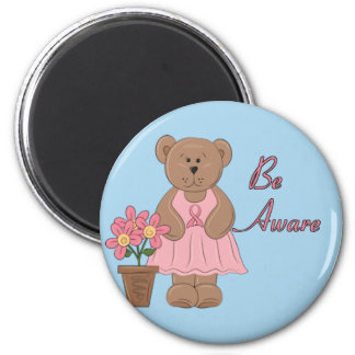 Breast Cancer Awareness Refrigerator Magnets