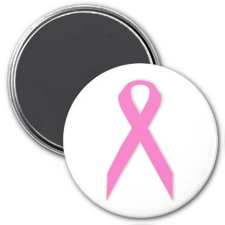 Breast Cancer Awareness Magnet Square