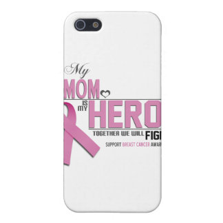 Breast Cancer Awareness: mom iPhone 5 Cover