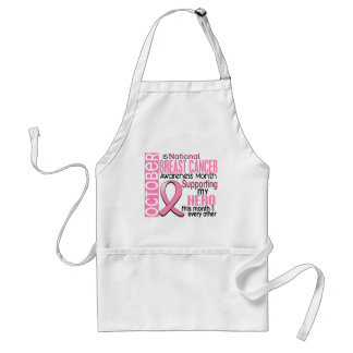 Breast Cancer Awareness Month Aprons