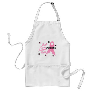 Breast Cancer Awareness Month Standard Apron