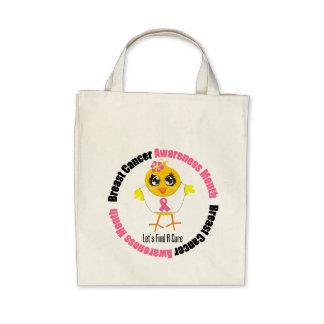 Breast Cancer Awareness Month v2 Canvas Bag