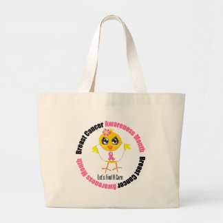 Breast Cancer Awareness Month v2 Canvas Bags
