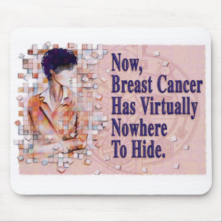 Breast Cancer Awareness Mouse Mat