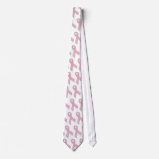 Breast Cancer Awareness Neck Tie