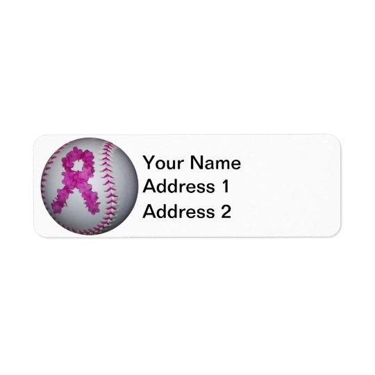Breast Cancer Awareness Softball