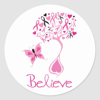 Breast Cancer Awareness Sticker