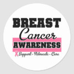Breast Cancer Awareness Stickers